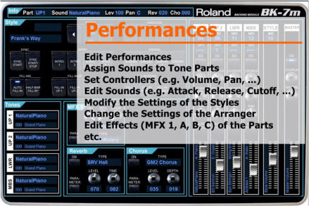 GESINI - Software Tools for the Digital Musician
